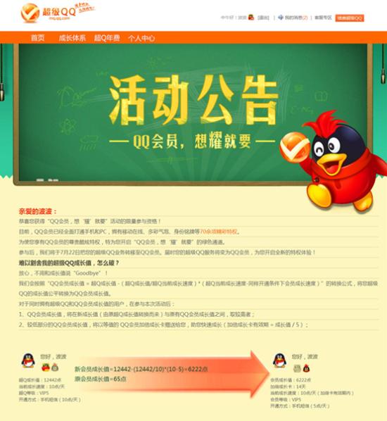 湖北新闻网 超级QQ转QQ会员活动放量开启