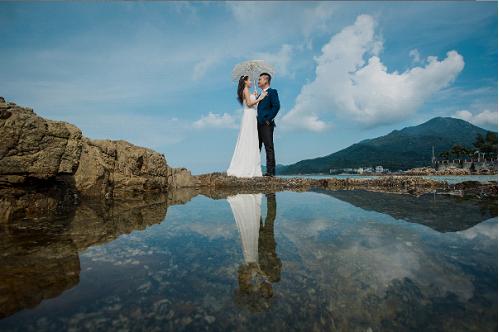 湖北新闻网 深圳最好的婚纱摄影工作室 百年映