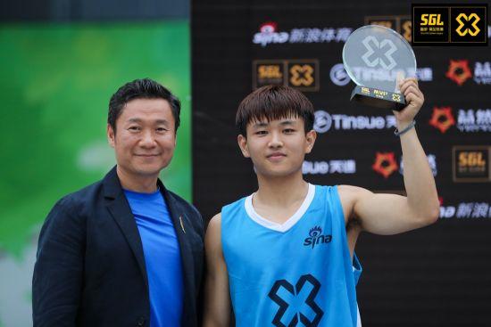 武汉站MVP:李文峻