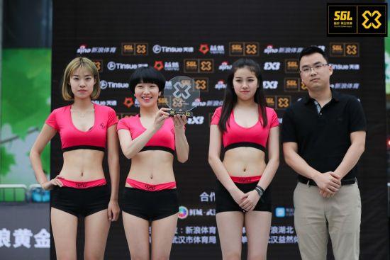 武汉站拉拉队比赛冠军:920队
