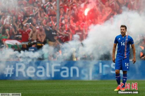 爆冷淘汰英格兰后,首次进军欧洲杯决赛阶段的冰岛,将面对东道主法国