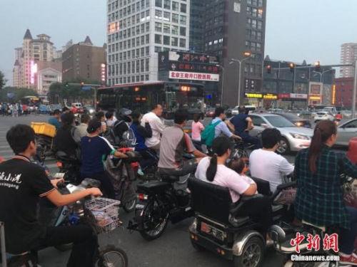资料图。中新网记者 富宇 摄