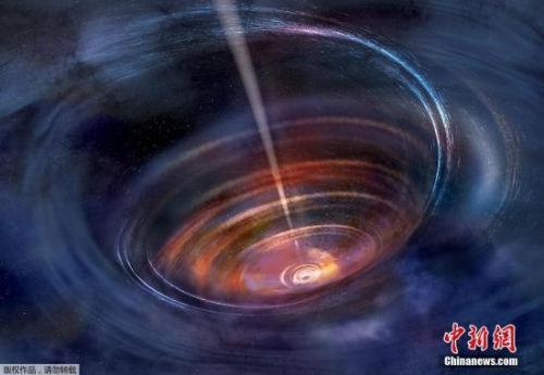澳门金沙网上娱乐网址:史上最密集黑洞群曝光:粒子能量之高宇宙罕见