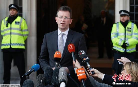 英国议会通过投票主导脱欧进程 三名部长辞职