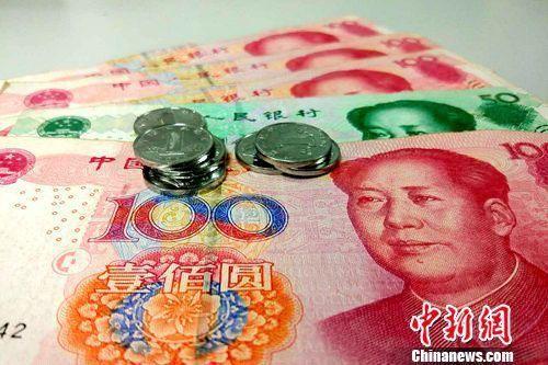 多地最低工资超过2000元。(资料图)中新网记者 李金磊 摄
