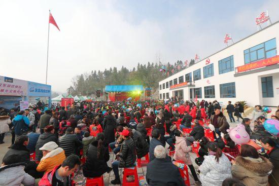 澳门娱乐场网站:图文:宜昌点军落步�玫谌�届年猪文化节开幕