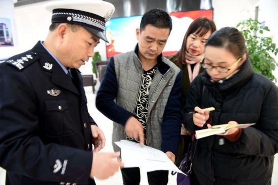 澳门新金沙官方网站:武汉市蔡甸区车辆管理分所正式成立
