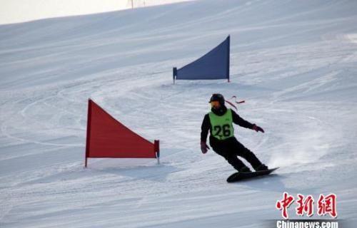 资料图:平昌冬奥将新增单板滑雪大跳台等4个小项。