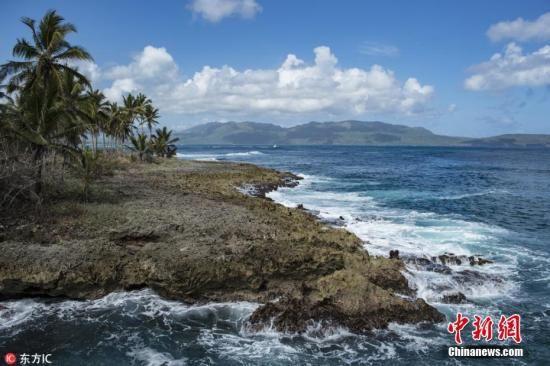 资料图:海滩。 图片来源:东方IC 版权作品 请勿转载
