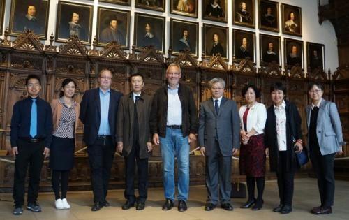 时时彩后一最牛的算法:中华文化国际传播创新与实践学术研讨会在德成功举行