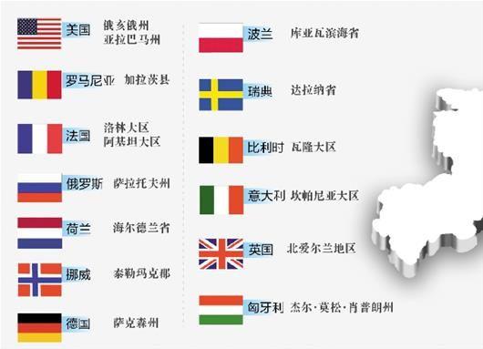 """北京赛车pk10投注app:湖北已与五大洲40个国家94个城市""""加好友"""""""