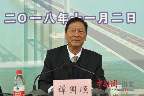 著名桥梁专家谭国顺回母校讲述港珠澳大桥背后的故事