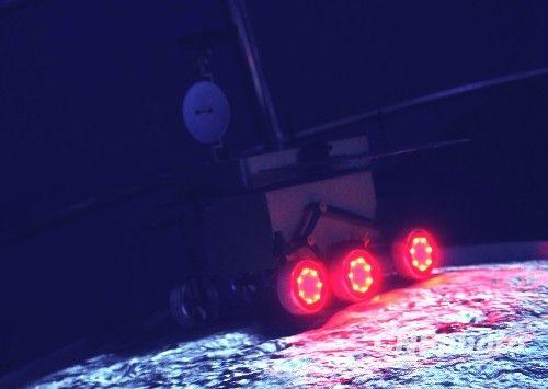 资料图:月球车。