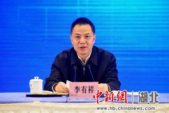 武汉市委常委、副市长李有祥