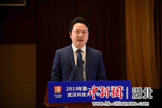 材谷金带高新技术产业发展有限公司副总经理盛宇泽