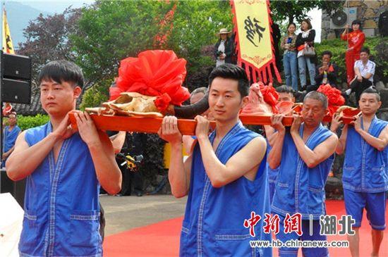 第七届长江三峡(巴东)纤夫文化旅游节启幕