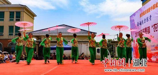 大冶陈贵镇实施文化惠民工程 丰富百姓文化生活