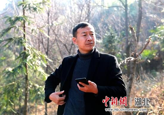 郭峪村支书张清海