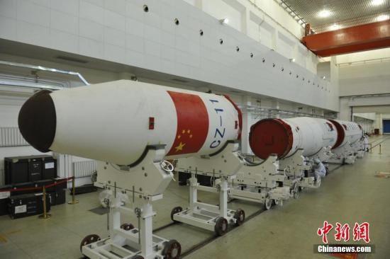 资料图:长征十一号运载火箭。石立群 摄 (中国运载火箭技术研究院/供图)