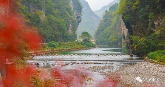 南阳河生态坝