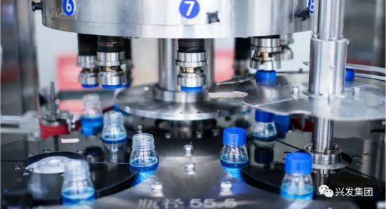 草甘膦制剂自动化灌装生产线