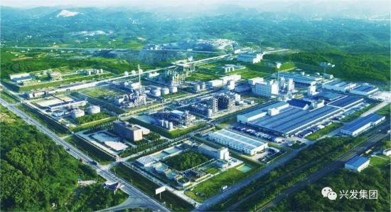 宜都绿色生态产业园全景
