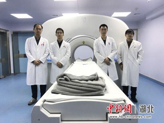 2017年3月 临床全数字PET/CT装机广州附属第一医院