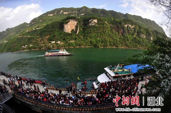长江三峡西陵峡 夷陵区委宣传部供图
