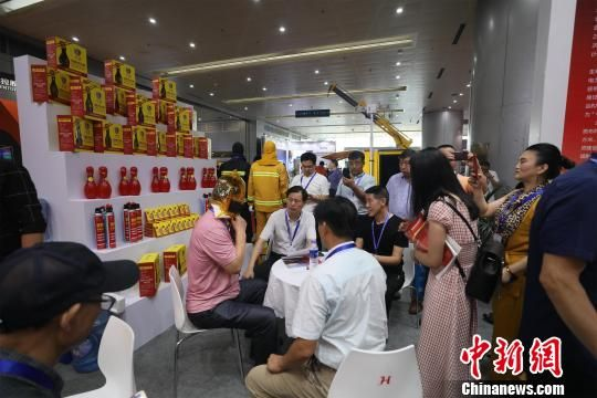 武汉举办消防产品与应急救援装备展览会