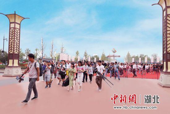 荆州方特将于9月12日开园 预售门票开启