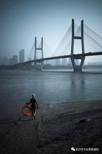 汉口江滩-长江二桥
