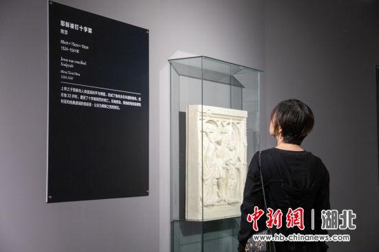 欧洲艺术展亮相武汉 展西方艺术起源与发展
