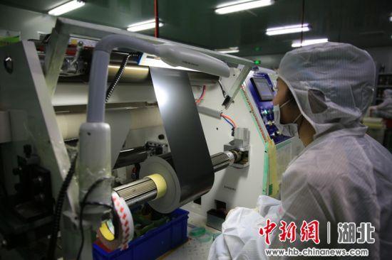 �V亭拥有国家高新技术企业48家 谭雪姣 摄
