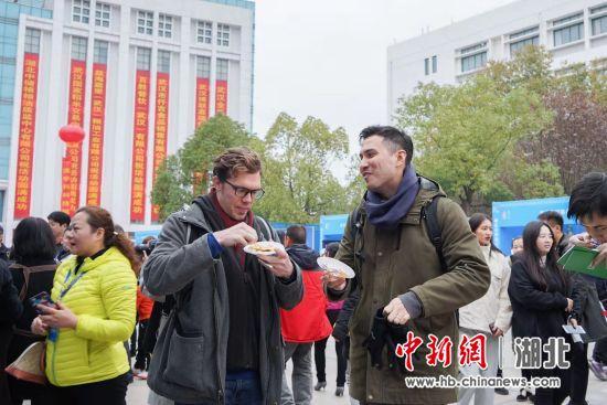 中新网湖北 湖北新闻网 高科技食
