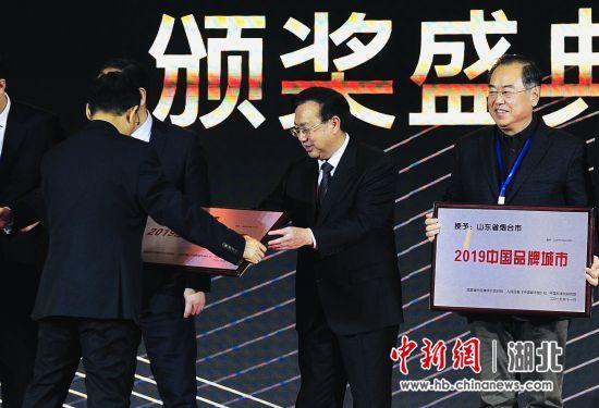 宜昌市委常委、宣传部长王国斌代表宜昌领奖 刘康 摄