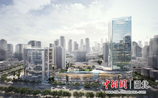 武汉K11购物艺术中心效果图