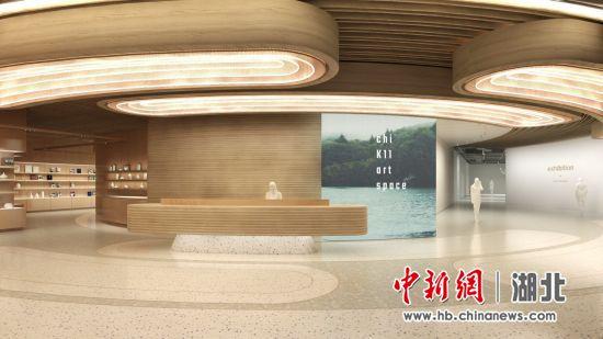 武汉chi K11艺术空间效果图