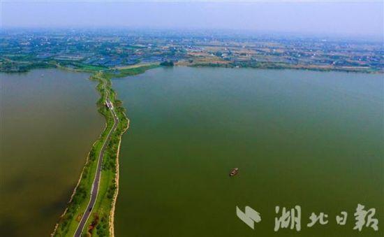 2019年湖北省河湖长制工作考核 14地优秀3地合格