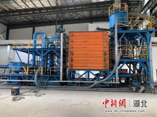 粉末活性炭再生设备