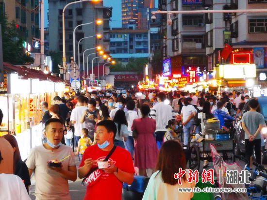 宜昌将开展重点商圈夜间及节假日出店经营试点