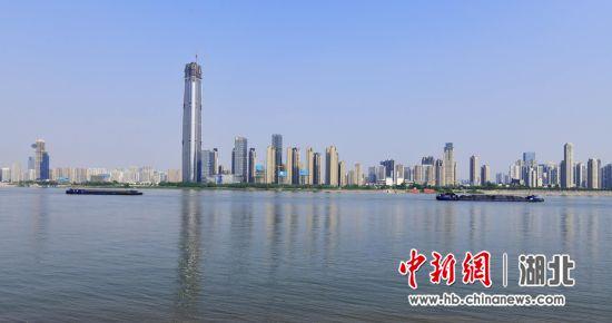 """长江经济带""""武汉绿色发展模式""""获国家长江办肯定"""