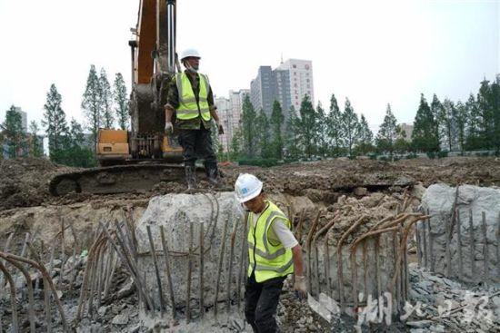 """加速推进水务环保工程 汉口将现""""超级地下水库"""""""