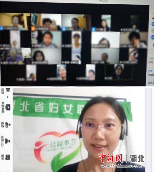 """荆门市妇联探索""""三化""""方式维护妇女儿童权益"""
