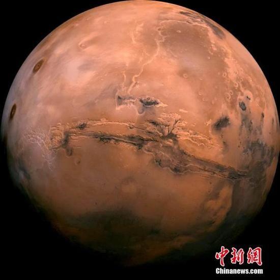 资料图:火星。图片来源:视觉中国