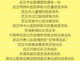 """2020年上半年""""武汉楷模""""评选结果揭晓"""
