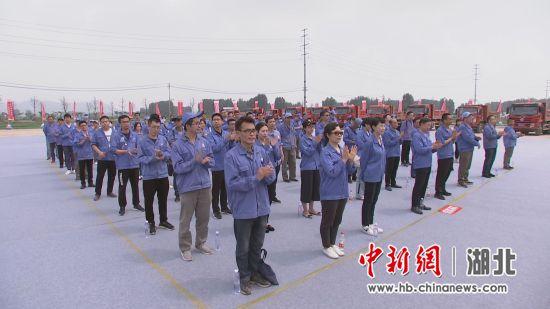 """襄阳举办重大项目""""三集中""""活动 总投资732.45亿元"""