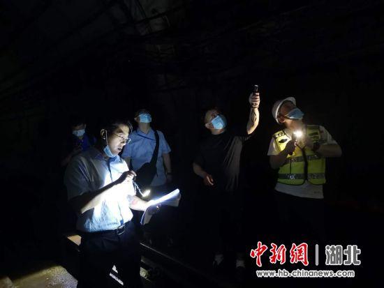 武汉地铁对6条过江隧道进行专项检查