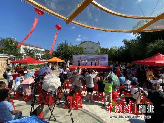 京山市评选乡村旅游十佳网红打卡地