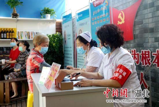 """襄阳打造""""红色驿站"""":""""零距离""""服务社区居民"""