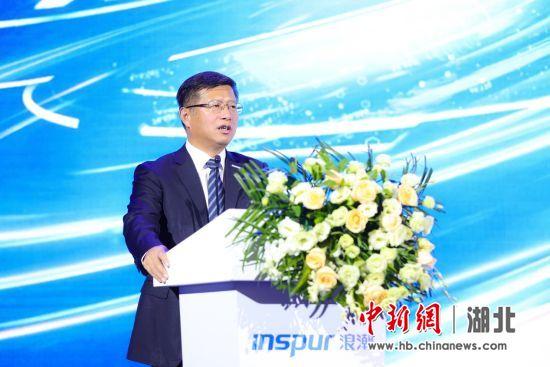 浪潮集团副总裁、湖北公司总经理宫明祥